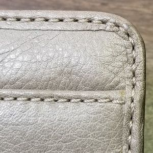 Fossil Bags - NWOT - Fossil large beige leather wallet
